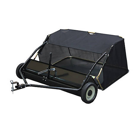 Yard Commander 48 in. Lawn Sweeper Towbehind, YTL-003-048