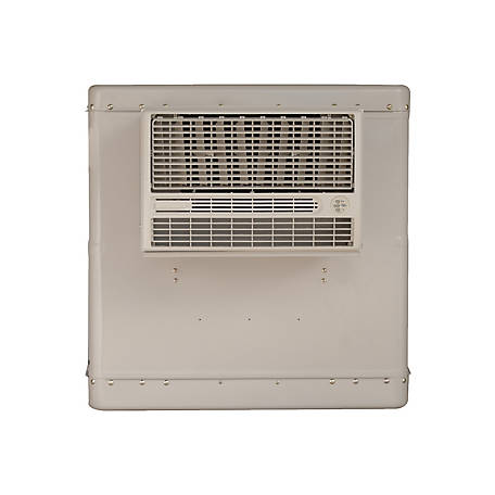 Champion 4,000 CFM 2-Speed Evaporative Window Cooler, 1,100 sq. ft., RWC44