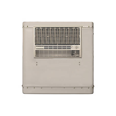 Essick Air 4,200 CFM 2-Speed Evaporative Window Cooler, 1,400 sq. ft., RN46W