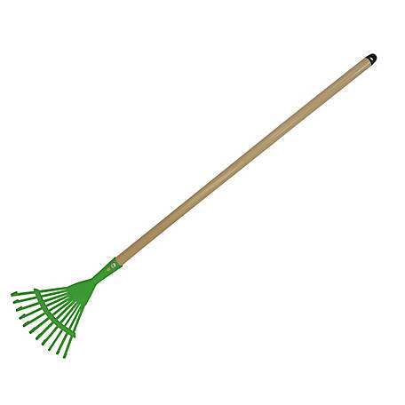 Barn Star Green Shrub Rake, 75271