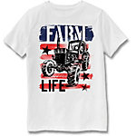 Farm Fed Clothing Boys' Youth Short Sleeve Tee Farm Life TSC0993