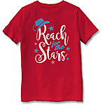 Farm Fed Clothing Boys' Youth Short Sleeve Tee Reach For The Stars TSC0998