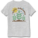 Farm Fed Clothing Boys' Youth Short Sleeve Tee 100% Organic TSC1000