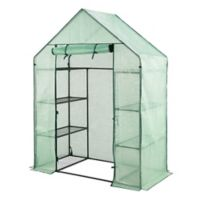 Deals on Barn Star Dual Sided Walk In Greenhouse HDZ30501