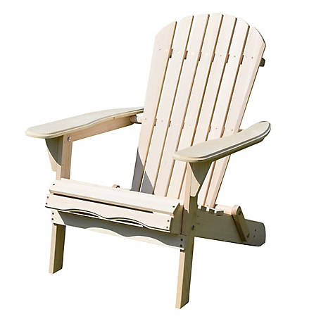 northbeam Foldable Adirondack Chair Kit, MPG-ACE010KIT