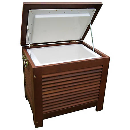 northbeam Wooden Patio Cooler, MPG-PC01