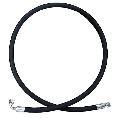 J-FLEX 1 SAE 100R1AT / 1SN 3/4 in. (-12) x 24 in. Hydraulic Hose Assembly