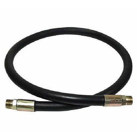 J-FLEX 2M 2SN/SAE 100R2AT 1/2 in. (-8) x 25 ft. Hydraulic Hose Assembly