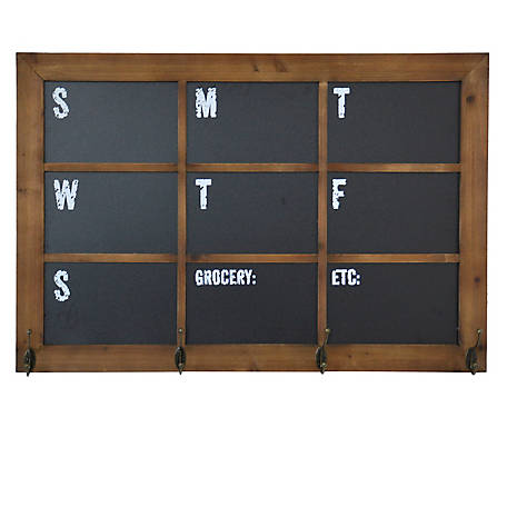 Crestview Collection Decorative Wall Blackboard CVTWA1477