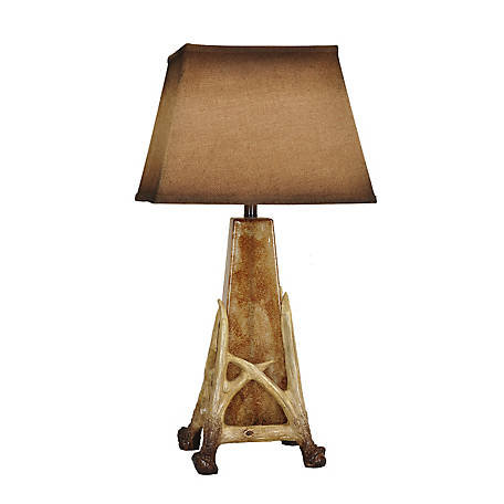 Crestview Collection Antler Cage Table Lamp 31.5 in. Ht., CVABS1050