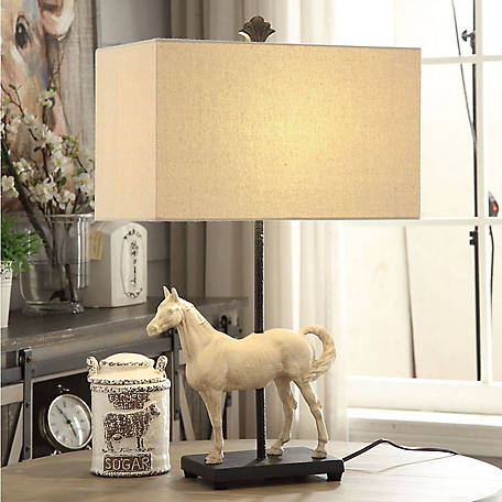 Crestview Collection Chase Table Lamp 27 in. Ht., CVAVP961