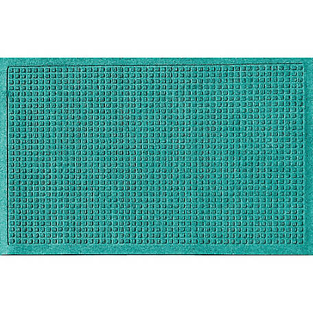 AquaShield Squares 35 x 59 in. Doormat, 280500035