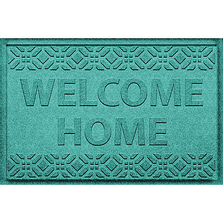 AquaShield Welcome Home 2 x 3 Doormat, 20824500023