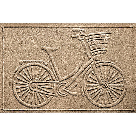 AquaShield Nantucket Bicycle Doormat, 20657500023