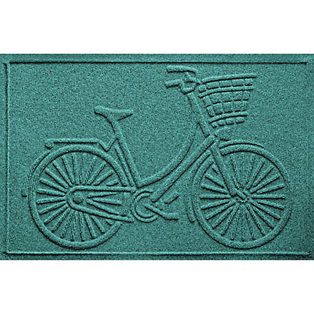 AquaShield Nantucket Bicycle Doormat 2065, 20657500023