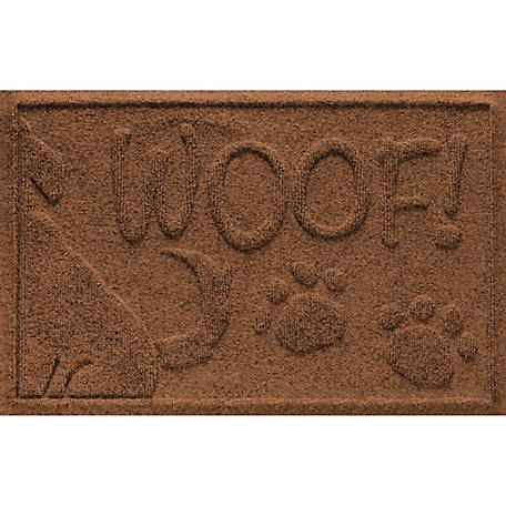 AquaShield Wag The Dog 2x3 Doormat, 20646500023
