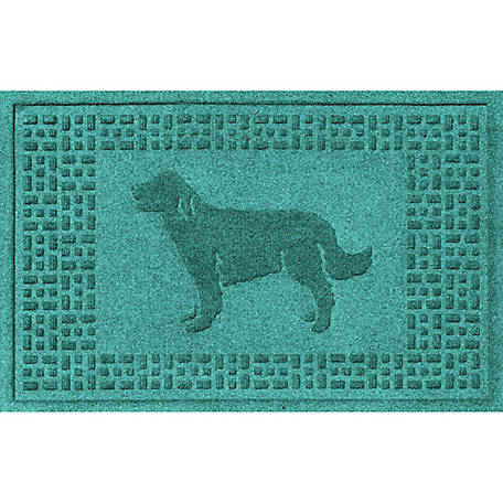 AquaShield Golden Retriever Doormat, 20526500023