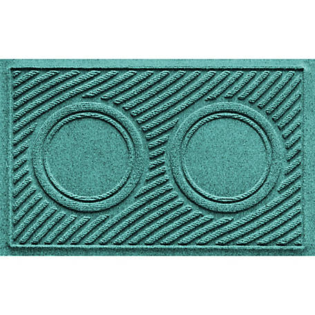 AquaShield Dog Bowl Wave Pet Mat, 20664501828