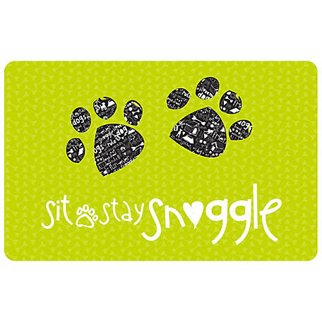 bungalow Flooring Sit Stay Snuggle 23 x 36 Mat, 20509272336