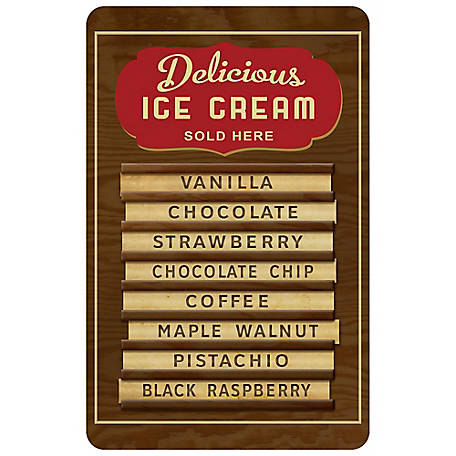 bungalow Flooring Ice Cream 23 x 36in. Mat