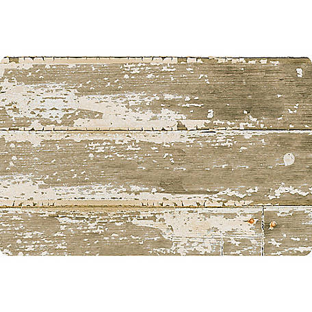 bungalow Flooring Barnboard 46 x 66in. Mat, 2001074666