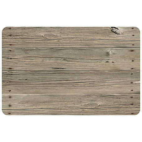 bungalow Flooring Nailed Planks 23 x 36 Mat, 20010502336