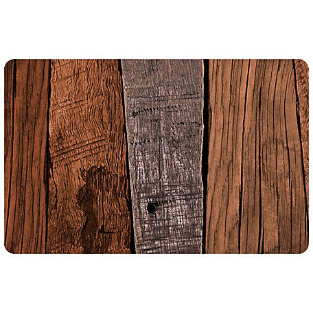 bungalow Flooring Dark Caligari 46 x 66 Mat, 20468394666