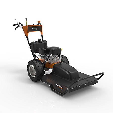 Generac PRO 26 in. Walk Behind Field & Brush Mower, AT45026GENG