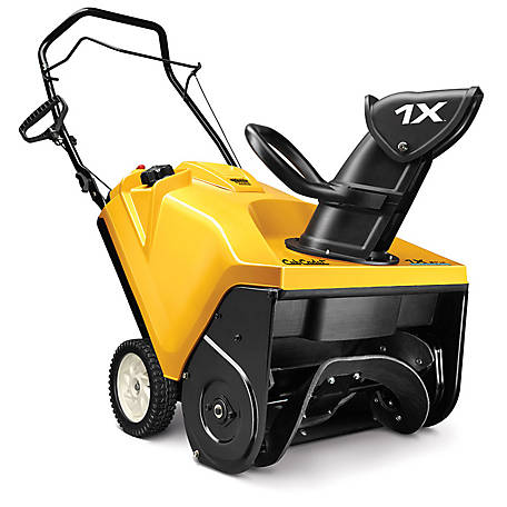 Cub Cadet 1X 21 in. HP Single-Stage Snow Blower, 31PS2S5C710