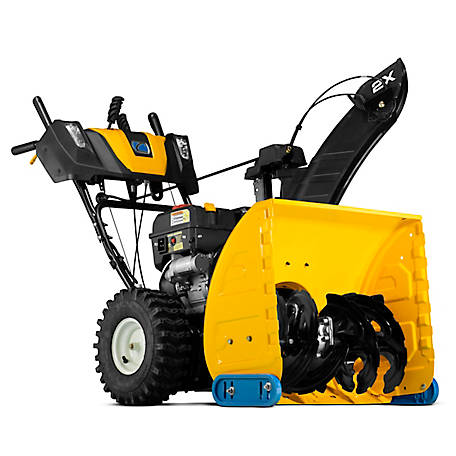 Cub Cadet 2X 24 in. Two-Stage Snow Thrower, 31AM5CVR709