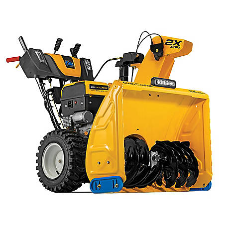 Cub Cadet 2X 30 in. 357CC Fuel Injected EFI Engine Electric Start Gas Snow Blower, Electronic Governor, Heated Grip, 31AH5GVO710