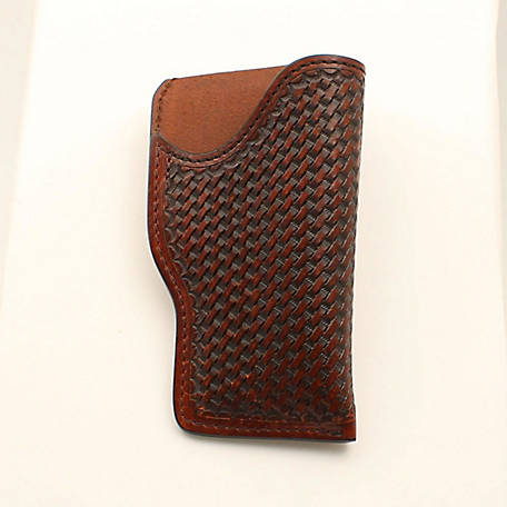 3D Belt Basket Weave Glock Holster Brown, DHOL122