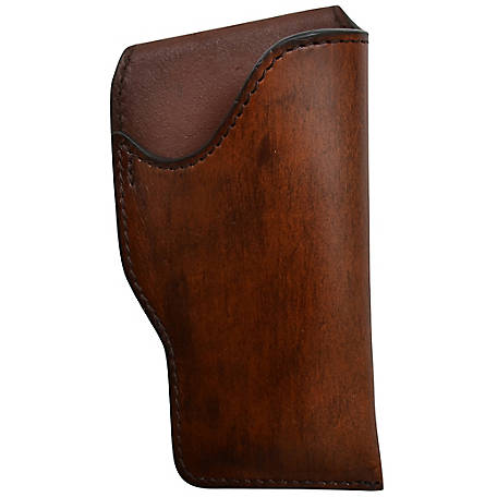 3D Belt Vintage Glock Holster Brown, DHOL144