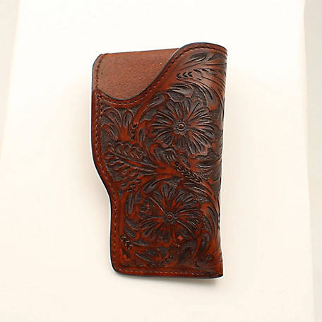 3D Belt Floral Glock Holster Brown, DHOL132