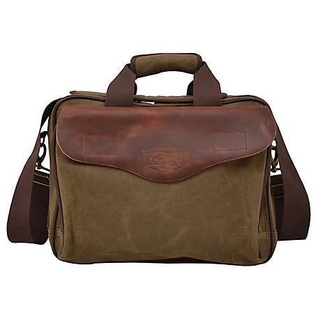 3D Belt Canvas Messenger Bag Briefcase DTC24