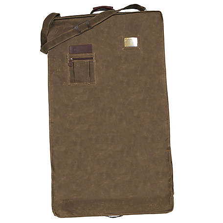 3D Belt Canvas Deluxe Garment Bag Tan DOT23749