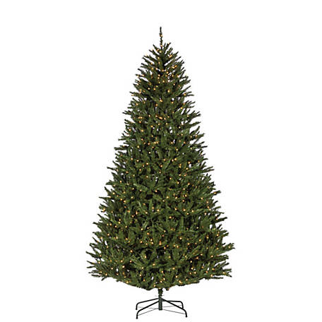Sterling Tree Company 9 ft. New England Pine Christmas Tree, 5775--90C