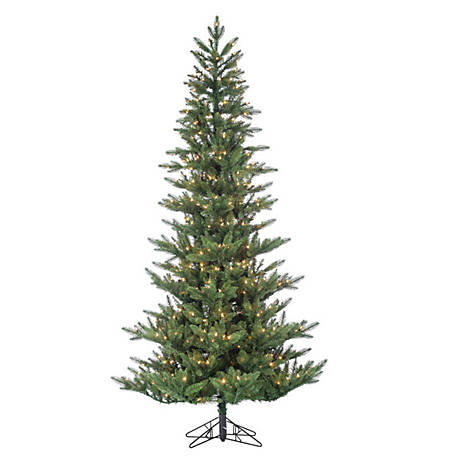 Sterling Tree Company 7.5 Natcut Layer Austrian Pine Christmas Tree, 6629--75C