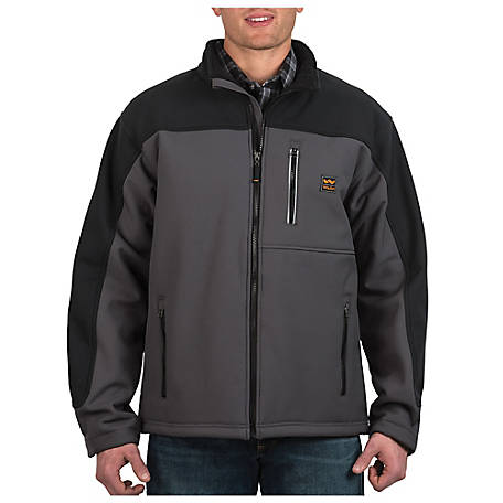 Walls Men's Weatherford Weather Resistant Sherpa-Lined Work Jacket
