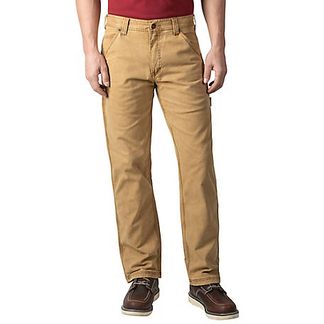 Walls Men's Lined Stitch Duck Pant, YP883WPC9