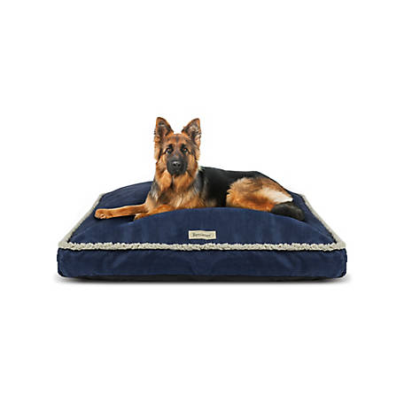 Retriever Gusseted Suede Bed