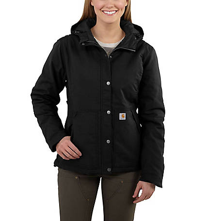 Carhartt Women's Full Swing Cryder Jacket, 102246