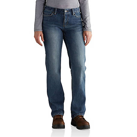 Carhartt Women's Original Fit Blaine Jean, 102731