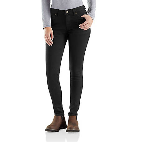 Carhartt Women's Slim Fit Skinny Jean, 102734