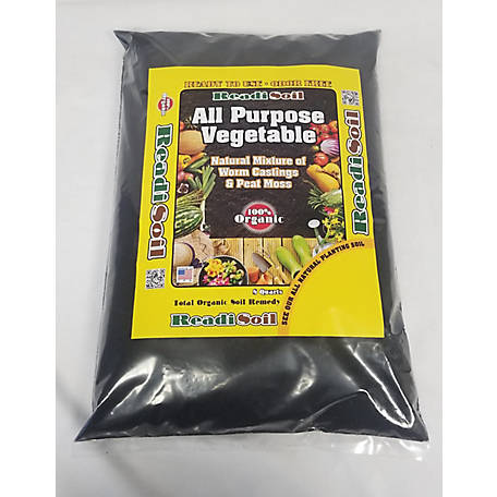 Readi-SOIL All Purpose Vegetable Blend, RSAPVB-8