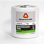 CountyLine 20,000 ft. Solar Degradable Baler Twine, 20000 CLEARFLD