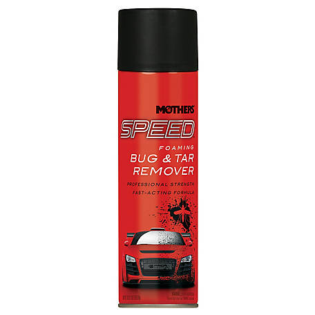 Mothers Speed Foam Bug & Tar Remover 18.5 oz., 16719
