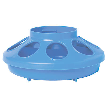 Little Giant Berry Blue Feeder Base, 806BERRYBLASSY