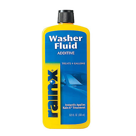 Rain-X Windshield Washer Fluid Additive, RX11806D