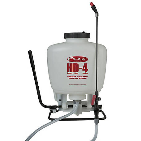 RL Flo-Master Heavy Duty 4 gal. Backpack Sprayer 2204HD